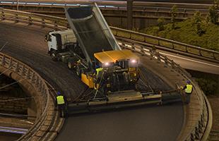 Асфальтирование мостов